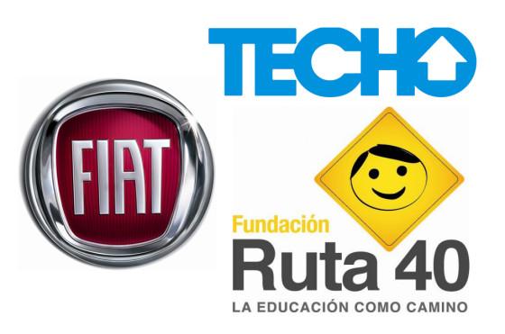 """RSE: Fiat presenta el programa """"Un Fiat, una ayuda"""""""