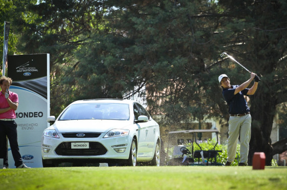 Arrancó el Ford Kinetic Design Golf Invitational