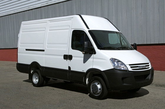 IVECO Daily Cubik 12.3