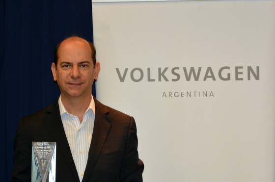 Jorge Portugal vice presidente de VW Argentina