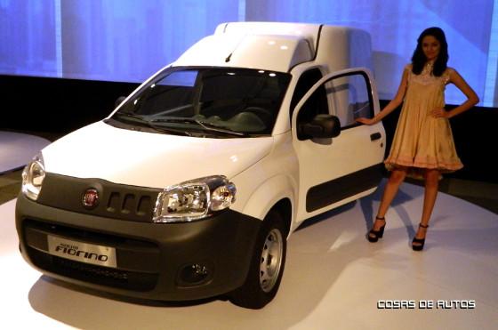 Nuevo Fiat Fiorino 2014