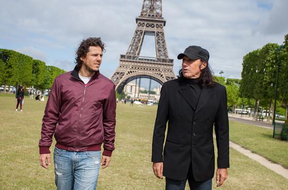 Peugeot Argentina produjo #PerfectDay, un documental con Vilas y Gaudio en Roland Garros