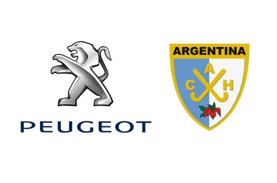 Peugeot Argentina es nuevo sponsor de los seleccionados argentinos de hockey