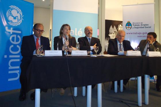 GM Argentina apoya los Principios Empresariales e Infancia impulsados por UNICEF