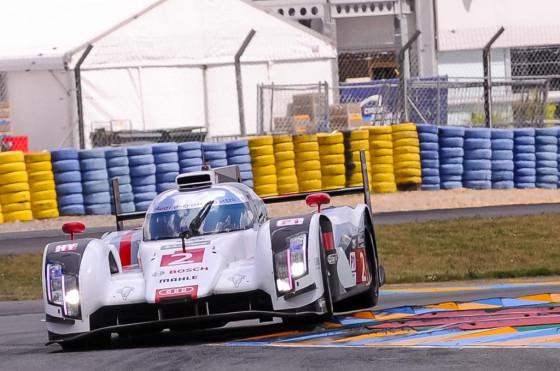 24 Horas de Le Mans: Audi hizo el 1-2