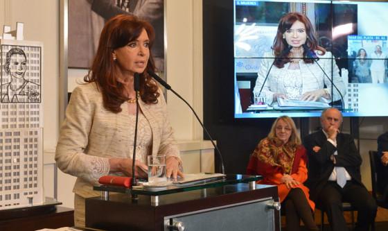 CFK habla sobre ProCreAuto