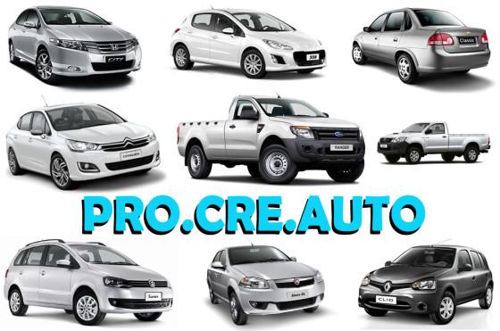 Estos son los 26 modelos incluidos en el plan Pro.Cre.Auto