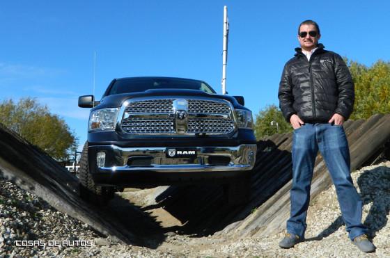 Ing. Marcelo Durañona de Chrysler Argentina