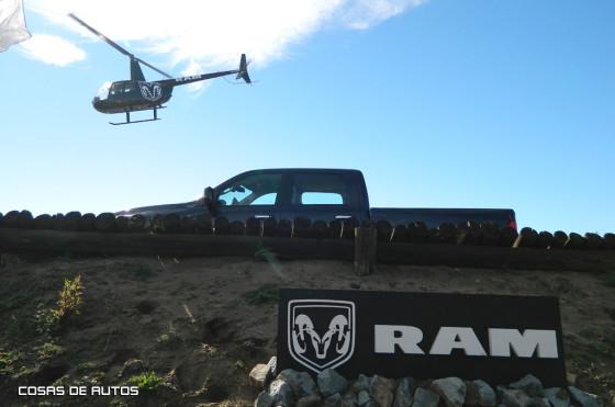 RAM en el Off Road Park