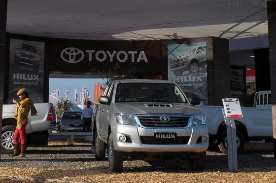 Toyota lleva todo a AgroActiva 2014
