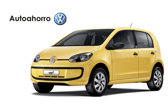 Volkswagen up! Take up disponible en Autoahorro