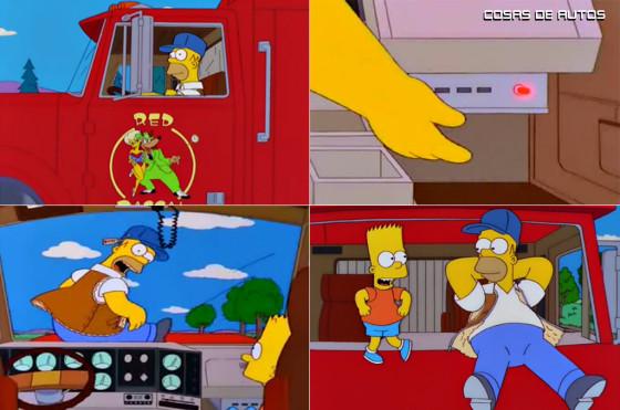 Homero Simpson tenía razón: se viene el camión autonómo