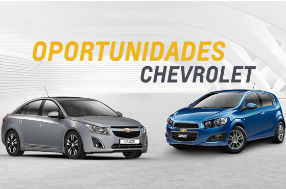 Chevrolet Financiación