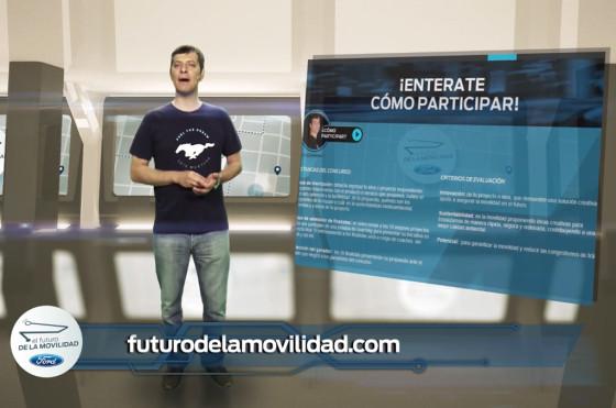 """Ford lanzó el concurso """"Futuro de la Movilidad"""""""