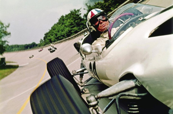 James Garner en Grand Prix