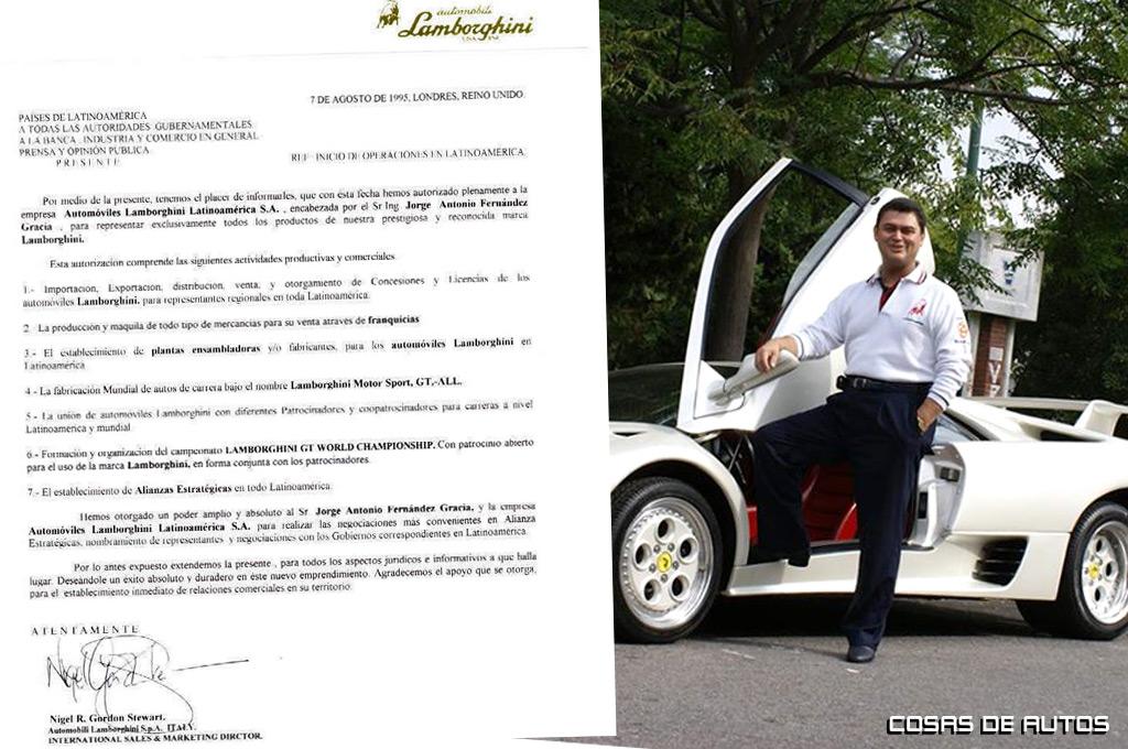 Afirman Que Lamborghini Fabricar 225 Autos En La Argentina Pero Cosas De Autos Blog