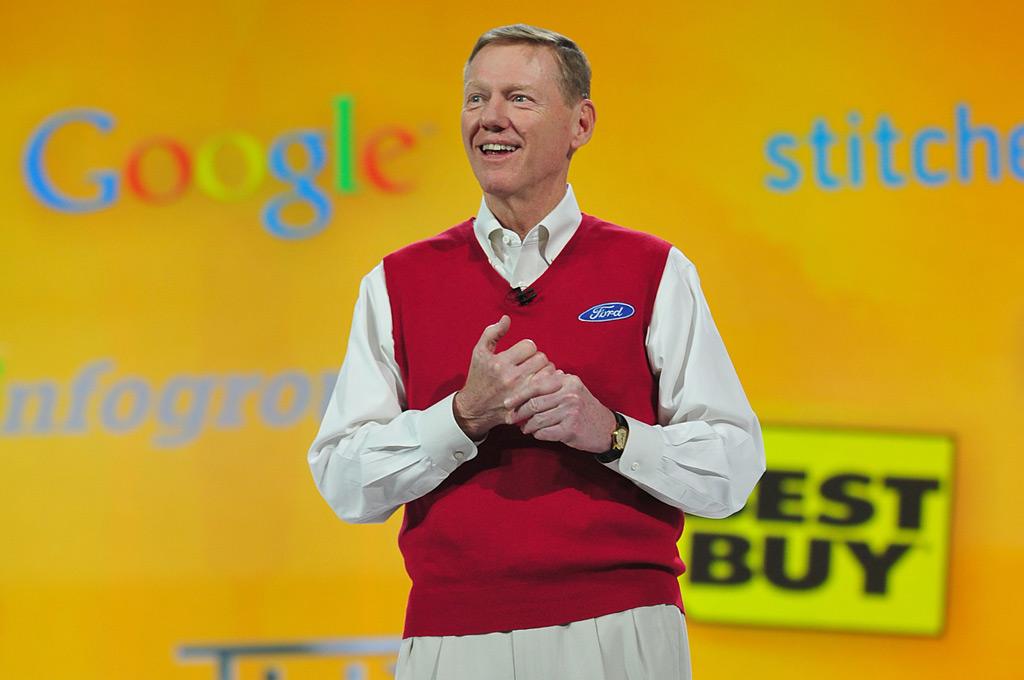 El ex CEO de Ford encontró trabajo en Google