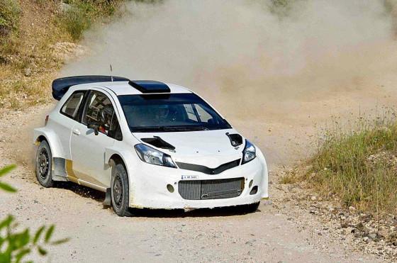 Toyota Yaris WRC R1