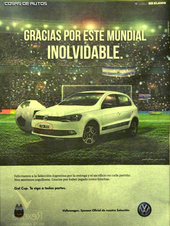 VW Argentina LTA701