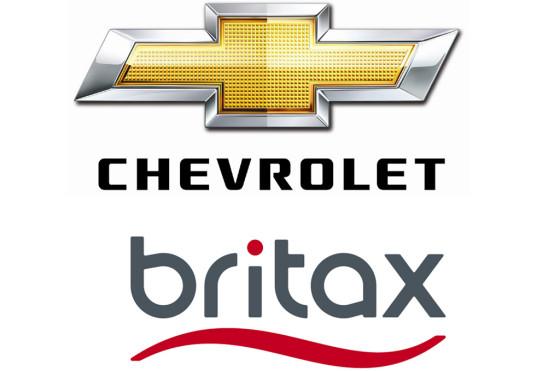 Argentina: Chevrolet lanza a la venta su línea de butacas infantiles Britax