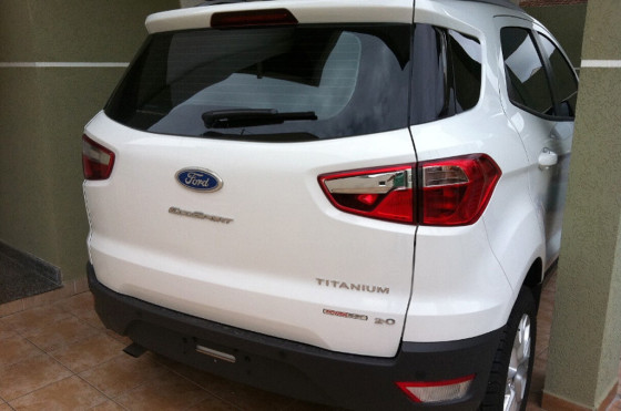 Ford EcoSport sin auxilio externo en Brasil