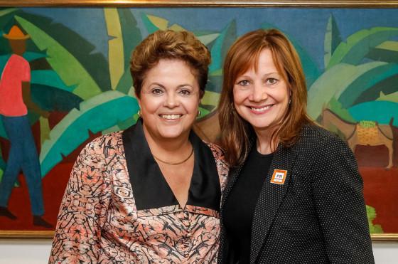 Brasil: GM invertirá u$s 2.800 millones para desarrollar nuevos productos y tecnologías