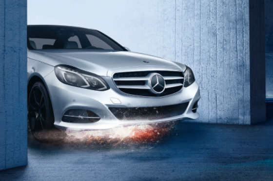 Mercedes-Benz E500 Guard blindado