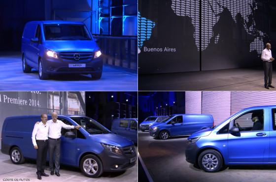 Nueva Mercedes-Benz Vito
