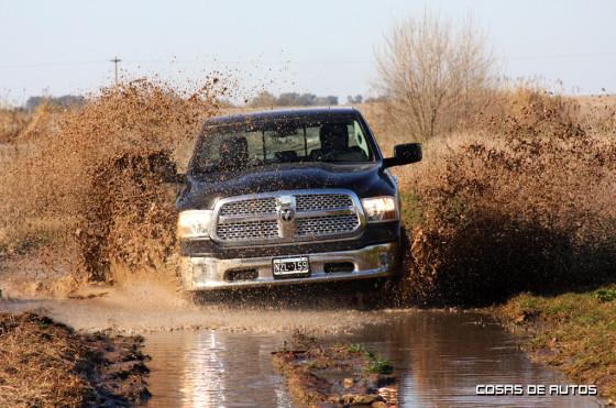 Test de la RAM 1500 - Fotos: @MrCasaubon para Cosas de Autos