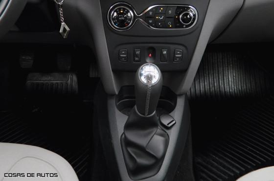 Test: Renault Logan - Foto: Cosas de Autos
