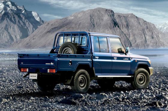 Toyota Land Cruiser 70 30 Aniversario