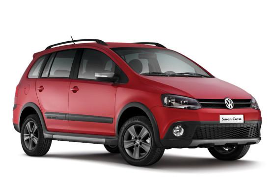 VW Suran Cross