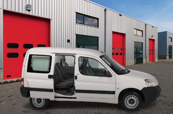 Nuevo Citroën Berlingo Furgón Mixto