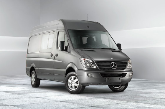 Mercedes-Benz Sprinter Fest
