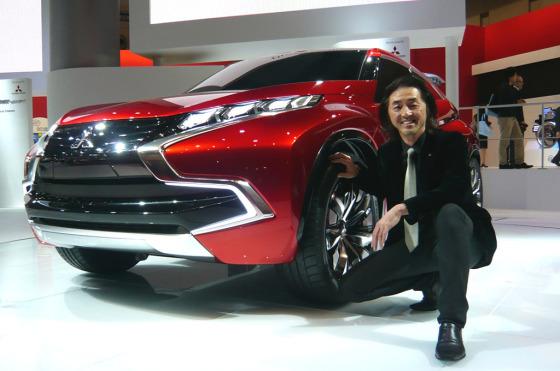 Mitsubishi XR PHEV Concept