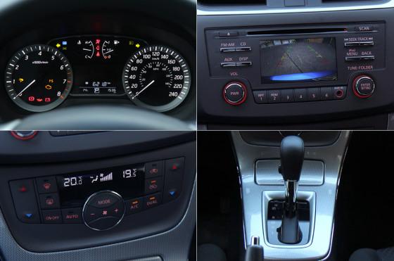 Nuevo Nissan Sentra 2014