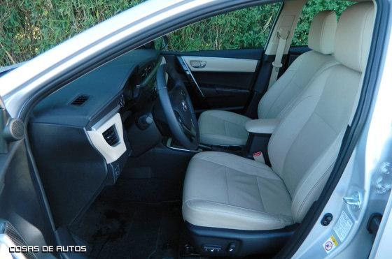 Test Toyota Corolla 2014 - Cosas de Autos