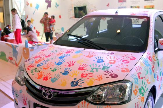 """Toyota lanzó una nueva edición del """"Dream Car Art Contest"""""""