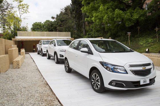 Chevrolet está presente en Casa FOA La Abadía 2014