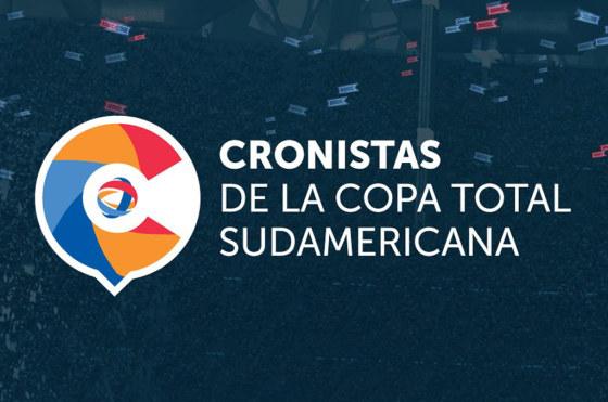 """Cualquier hincha puede ser """"cronista"""" de la Copa Total Sudamericana"""