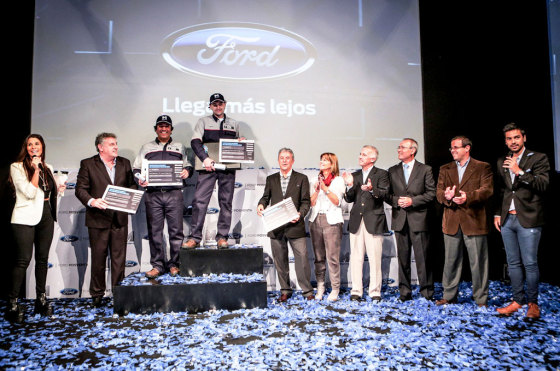 Posventa: Ford realizó la 7ma Competencia Nacional de Habilidades Técnicas