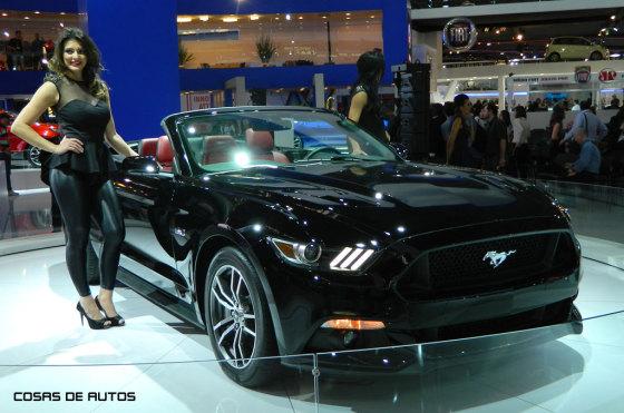 Ford Mustang 2015 en San Pablo