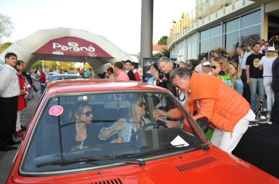 Tras el exitoso Rally de las Princesas, Pancho Dotto anticipó la creación de un Club de Autos Clásicos exclusivo para mujeres