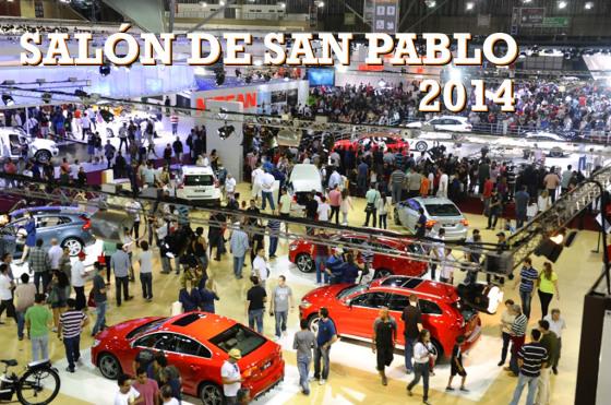 Salón de San Pablo 2014: anticipo de las novedades que presentarán las marcas