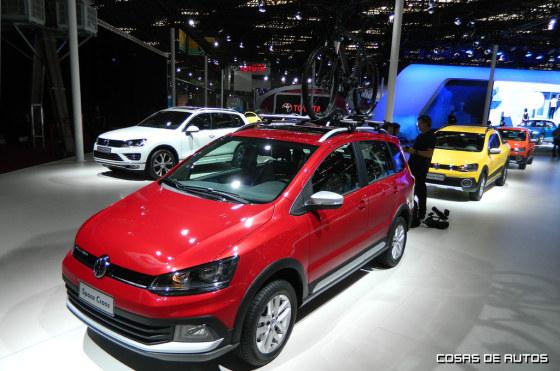 Stand de VW en el Salón de San Pablo