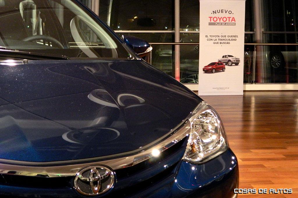 En la noche del martes, Toyota Argentina presentó su Plan de Ahorro y