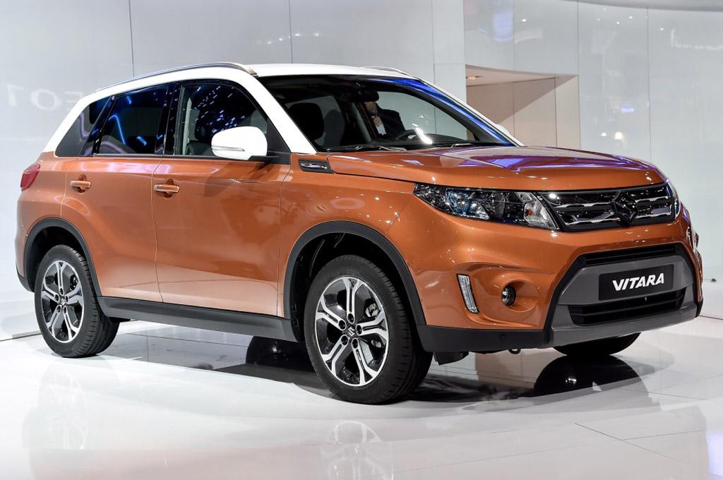 El Nuevo Suzuki Vitara Debut 243 En Par 237 S Y Ya Se Lo Espera