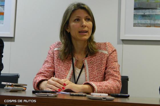 Isela Costantini, presidenta de GM Argentina