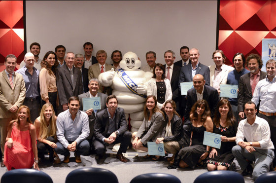 Brasil: Michelin generó acuerdos internacionales por más de u$s 20 millones