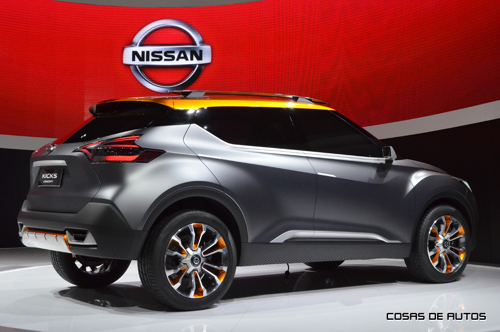Salon De San Pablo Nissan Apuesta A Llegar A 2016 Con Un Suv